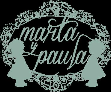 Marta y Paula Logotipo