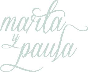 logotipo Marta Y Paula