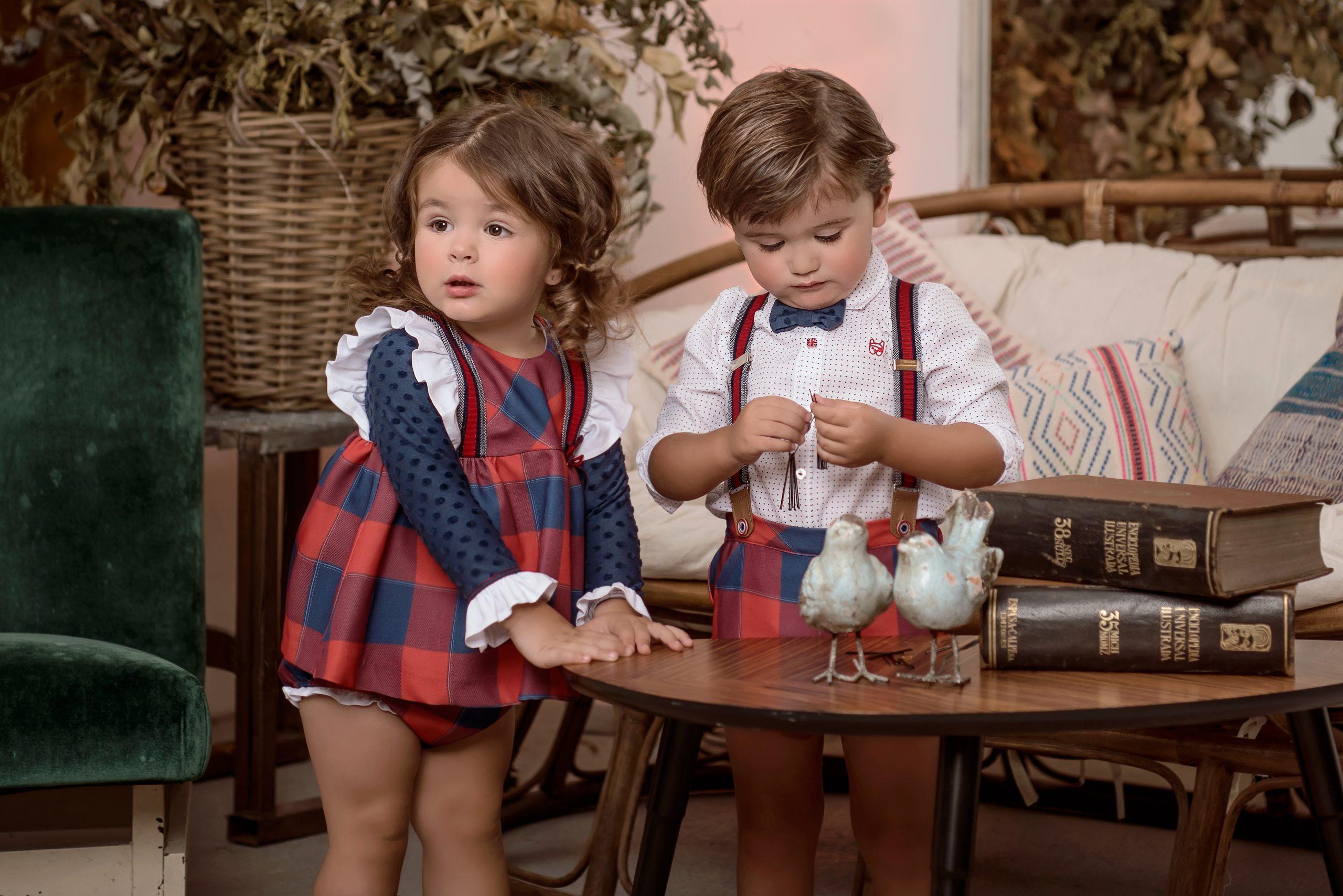 Consejos para elegir bien la ropa de tus hijos