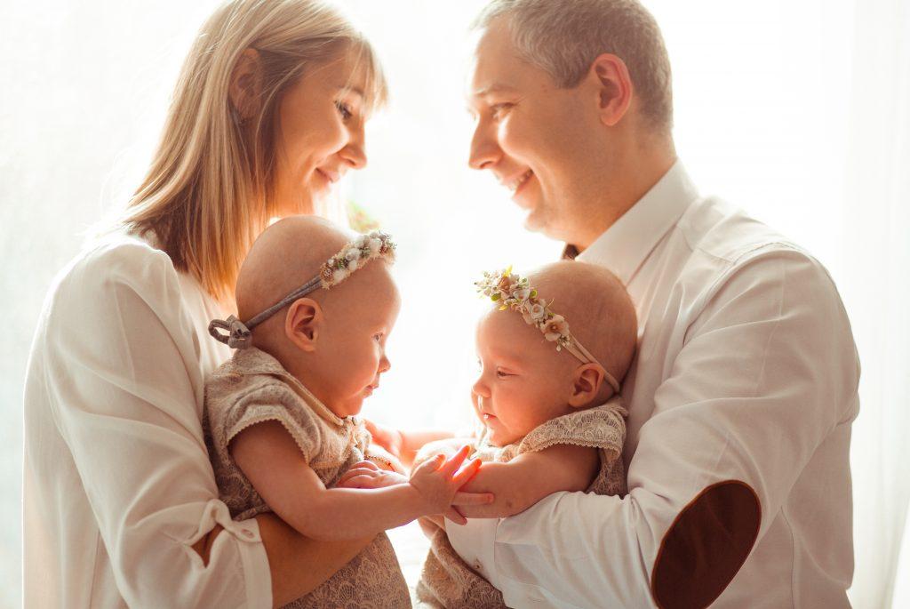 Ropa para gemelos y mellizos
