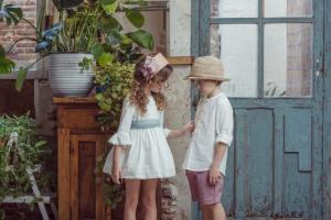 colección de moda infantil primavera-verano 2021