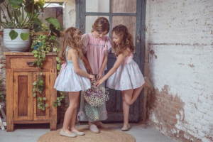 colección de moda infantil primavera-verano españa