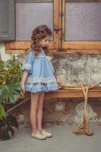 moda infantil para ceremonias