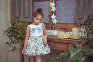 ropa para niñas ceremonias