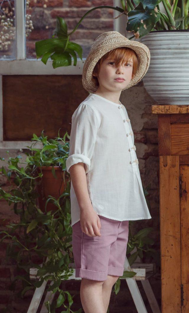 moda pantalon infantil niño