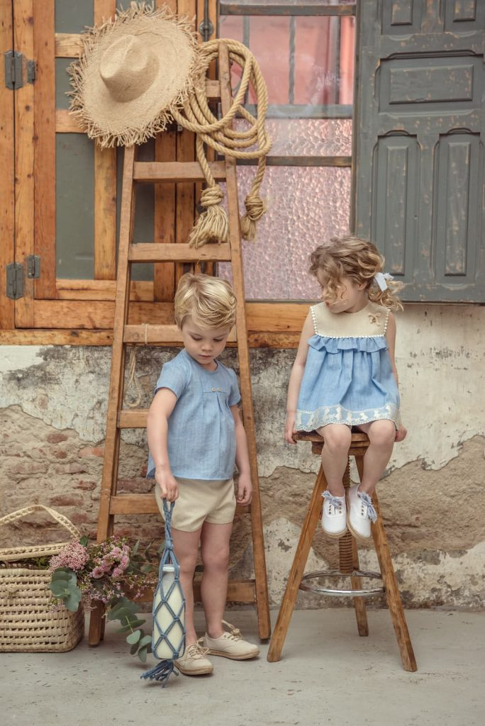 pantalones de ceremonia niños