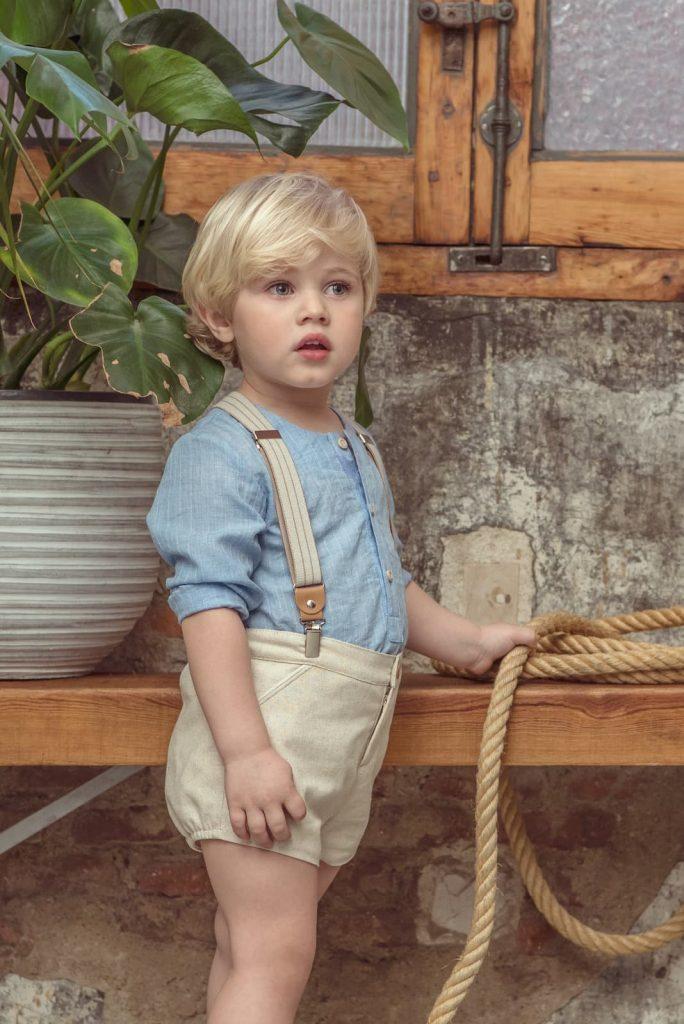 marca española moda infantil